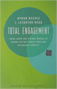 Total Engagement, door Byron Reeves en J. Leighton Read, over hoe je mensen bij de les kunt houden